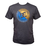 DC Bright Roller T-Shirt Charcoal Heather