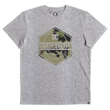 DC First Mission T-Shirt Grey Heather