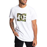 DC Star T-Shirt Snow White/Camo