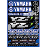 D'Cor Visuals Yamaha YZF Decal Sheet