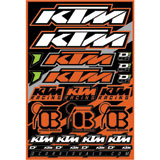 D'Cor Visuals KTM Decal Sheet