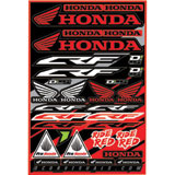 D'Cor Visuals Honda CRF Decal Sheet