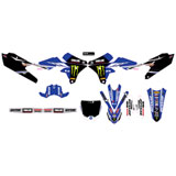 D'Cor Visuals Star Racing Yamaha Complete Graphics Kit 2018