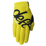 Deft Family EQVLNT Solid Gloves Yellow