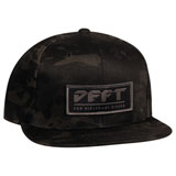 Deft Family Patch Snapback Hat