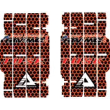 Attack Graphics Deseret Radiator Louver Decals