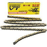 DID 520 VT2 Narrow Enduro Racing X-Ring Chain