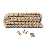 DID 525VX Gold X-RING Road Chain