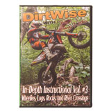 DirtWise w/Shane Watts In-Depth Instructional DVD Vol #3