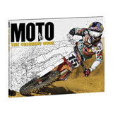 Dirt House Distribution Moto The Coloring Book