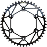 Dirt Tricks Zirconium Rear Sprocket Black