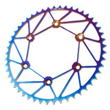 Dirt Tricks Zirconium Rear Sprocket Chromatic