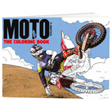 Dirt House Distribution Moto The Coloring Book Vol. 2