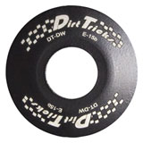 Dirt Tricks Countershaft Dome Spring Washer Black