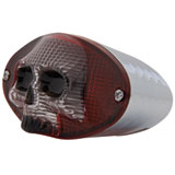 Drag Specialties 3-D Skull Taillight