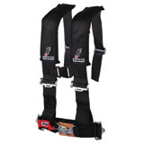 Dragonfire Racing 4-Point H-Style Safety Harness w/Sternum Clip