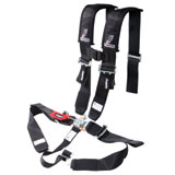 Dragonfire Racing 5-Point SFI Approved Racing Safety Harness