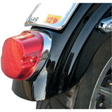 Drag Specialties LED Low-Profile Taillight with Bottom Plate Illumination