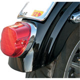 Drag Specialties LED Low-Profile Taillight with Top Plate Illumination