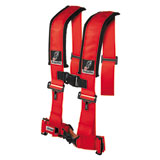 Dragonfire Racing 4-Point H-Style Safety Harness w/Adjustable Sternum Clip