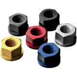 Driven Racing Sprocket Nuts 10 x 1.25