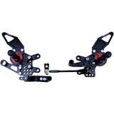 Driven Racing D-Axis Rear Sets