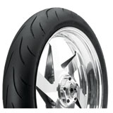 Dunlop Qualifier Performance Radial Front Motorcycle Tire