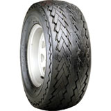 Duro HF232 Bias Trailer Tire with 4-Hole Wheel