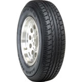 Duro DS2100 Radial Trailer Tire with 5-Hole Wheel