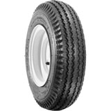 Duro HF215 Bias Trailer Tire with 4 on 4 Bolt Pattern Wheel
