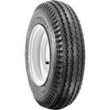 Duro HF232 Bias Trailer Tire with 4 on 4 Bolt Pattern Wheel