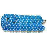 EK 520ZVX3 X-Ring Chain Metallic Blue