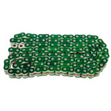 EK 530ZVX3 X-Ring Chain Metallic Green