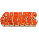 EK 525ZVX3 X-Ring Chain Metallic Orange