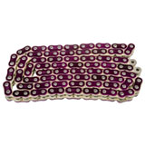 EK 530ZVX3 X-Ring Chain Metallic Purple
