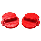 Energy Suspension Footwell Drain Plugs
