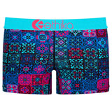 Ethika Women's Staple Boy Shorts Mosaik