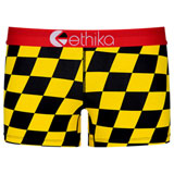 Ethika Women's Staple Boy Shorts Off Track