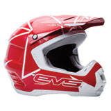 EVS T5 Neon Blocks Helmet