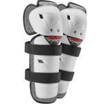 EVS Option Knee/Shin Guards White