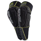EVS TP199 Knee/Shin Guards Black/Hi-Vis Yellow