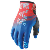 EVS Torino Pro Gloves Blue/Red