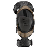 EVS Axis Pro Knee Brace Left Black/Copper