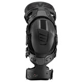 EVS Axis Sport Knee Brace Left Black