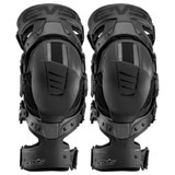 EVS Axis Sport Knee Brace Pair Black