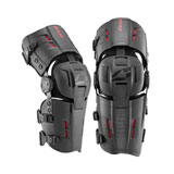 EVS RS9 Knee Brace Pair Black