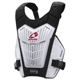 EVS Revo 4 Under Jersey Roost Deflector White