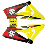 Factory Effex OEM Shroud and Tank Graphic 2005 Style