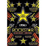 Factory Effex Rockstar Sticker Kit