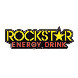 Factory Effex Die-Cut Sticker Rockstar Logo